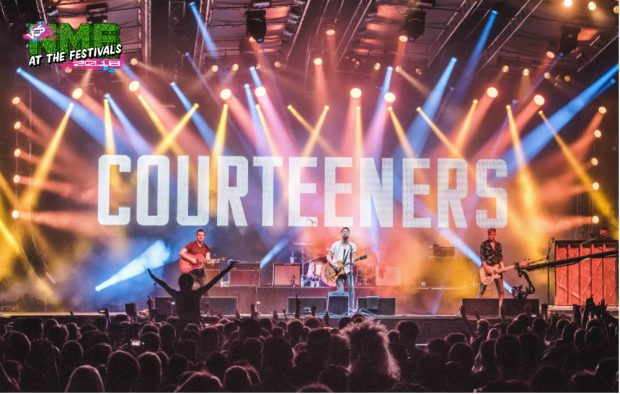 The Courteeners: Falcon | CD review | Music | The Guardian