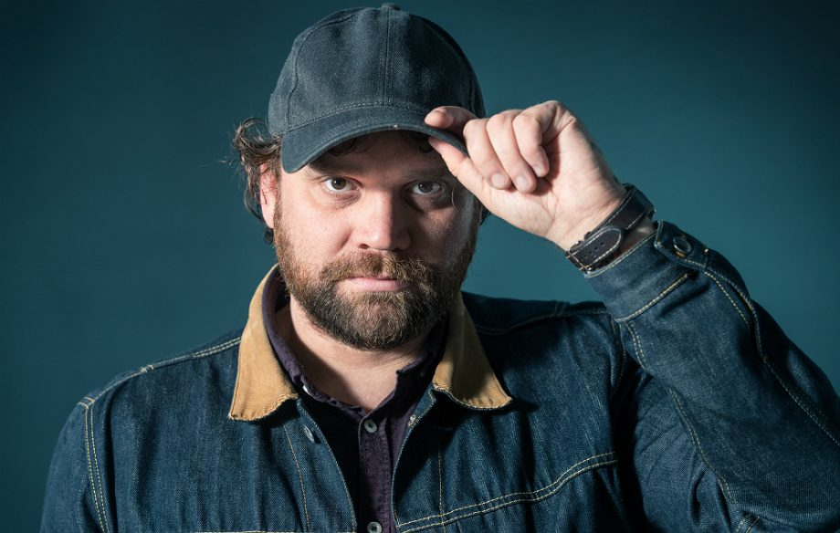 Scott Hutchison, chanteur de Frightened Rabbit