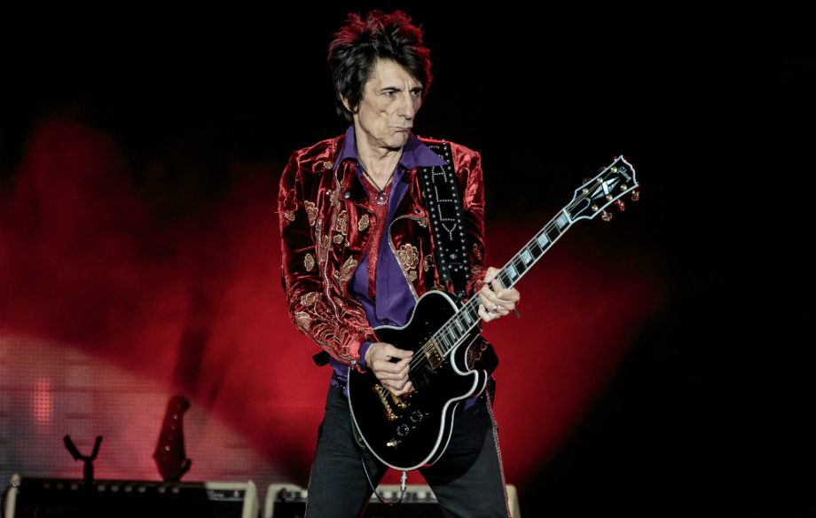 Rolling Stones Ronnie Wood Shares Health Update After