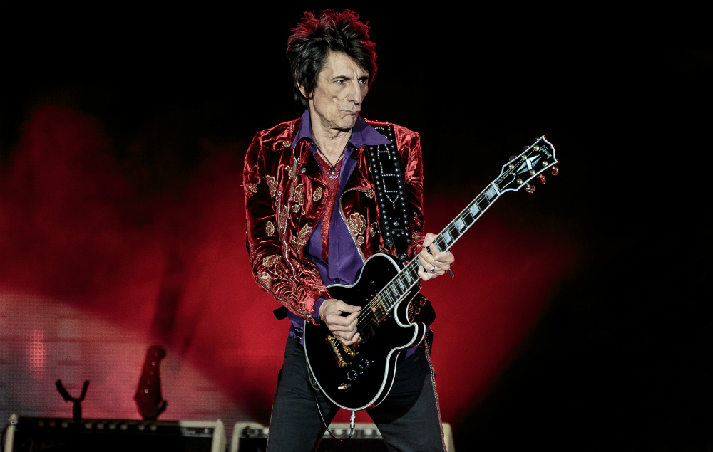 80s Rock Songs >> Rolling Stones' Ronnie Wood shares health update after cancer scare - NME