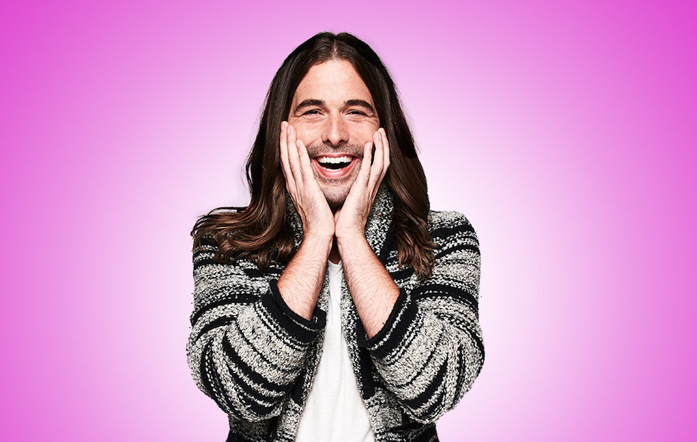 jonathan van ness interview on queer eye bake off and gay of thrones. Black Bedroom Furniture Sets. Home Design Ideas