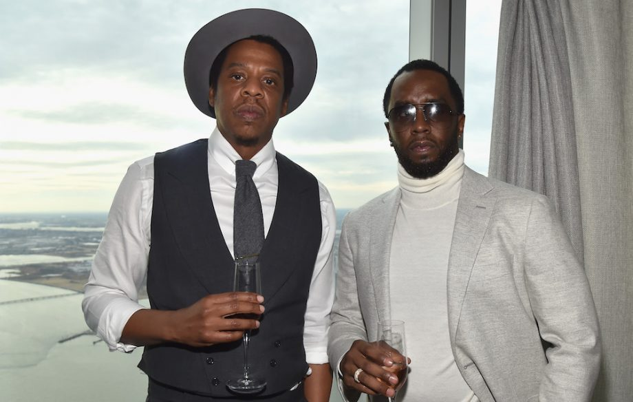 Diddy and Jay-Z working on new app to champion