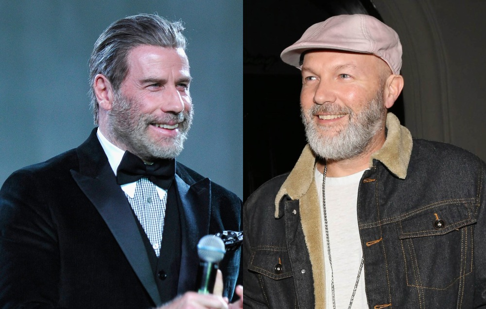 John Travolta Says Working With Limp Bizkit S Fred Durst