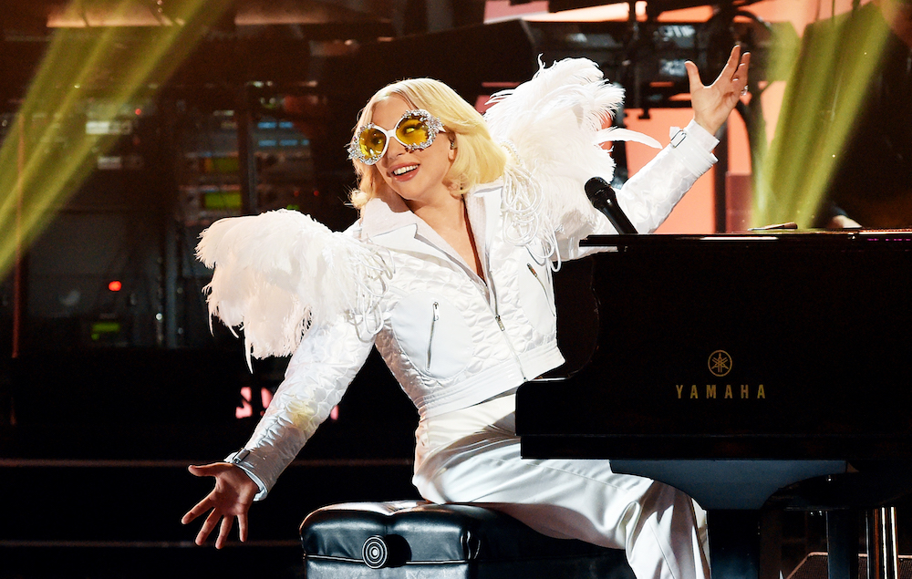 Hear Lady Gaga take on Elton John's 'Your Song' for new ...