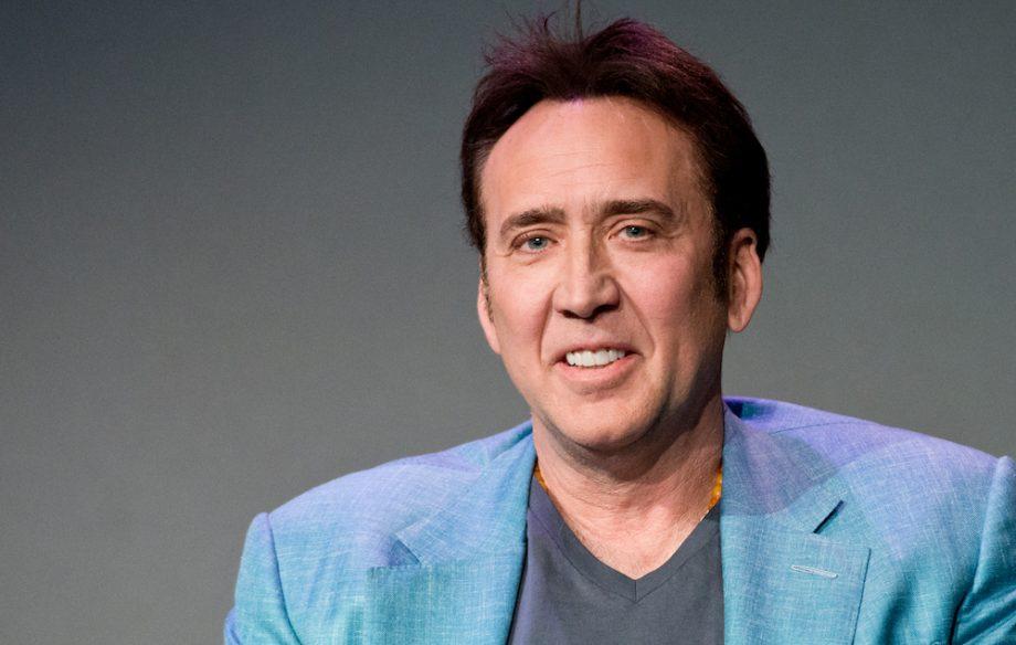 Nicolas Cage Q Amp A Hollywood S Wildest Actor Talks Modern