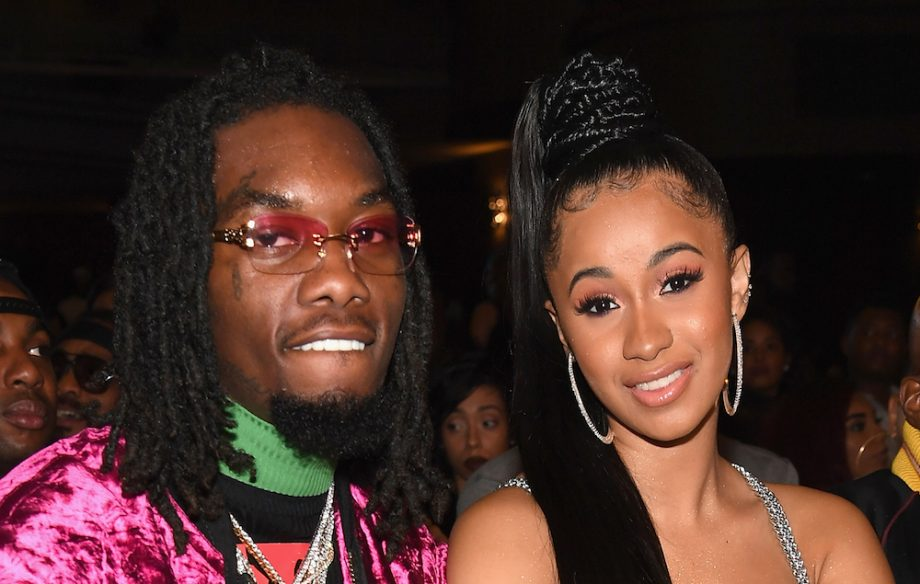 4a9e37a936e6b Cardi B addresses Offset s alleged cheating on new single  Be ...