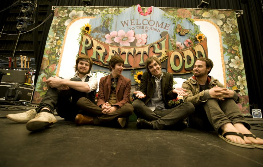 dcdf0507 Panic! At The Disco's psychedelic folly 'Pretty. Odd.' at 10 – was it  really all that bad?!