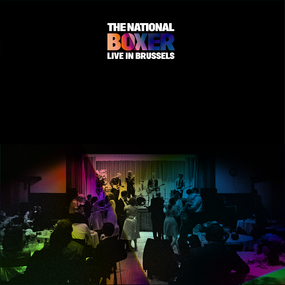 The National - 'Boxer' live in Brussels for Record Store Day 2018