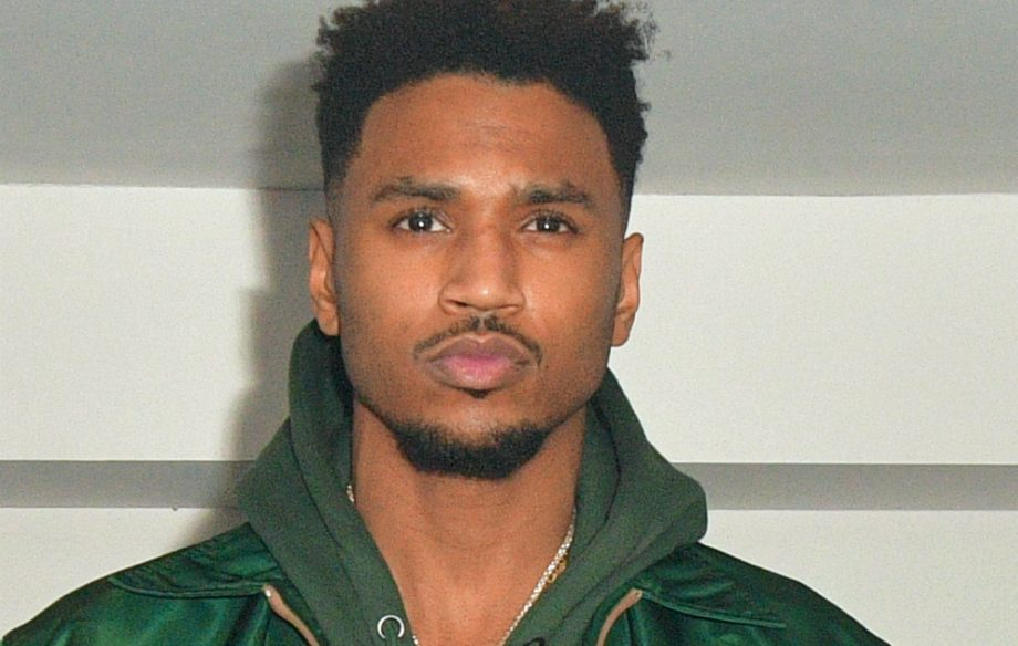 Trey Songz Turns Himself In Over Domestic Violence Charges