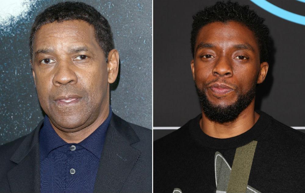 Denzel Washington Paid For Chadwick Boseman To Attend