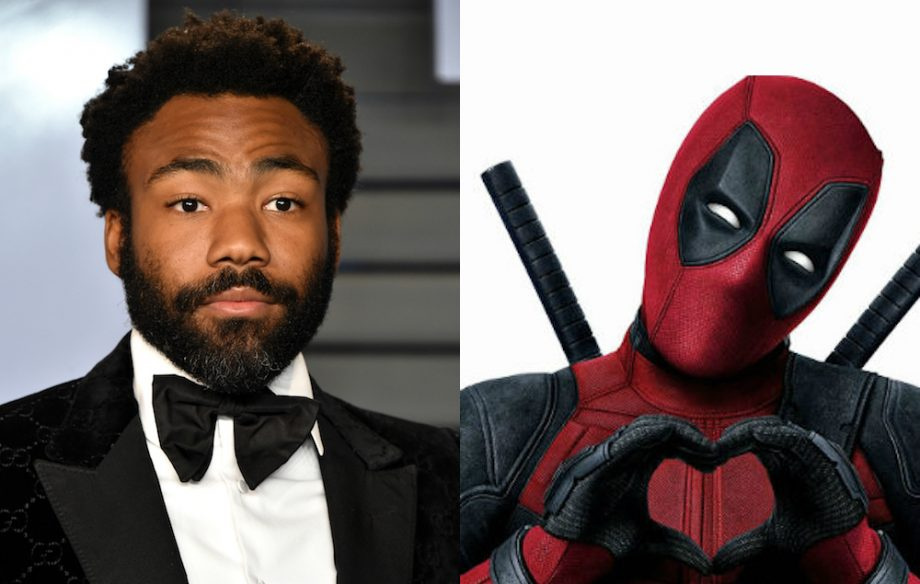donald glover and deadpool credit getty20th century fox