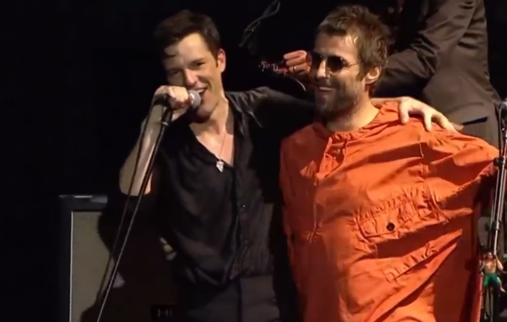 Liam Gallagher and The Killers will perform at the 2018 Singapore Grand Prix