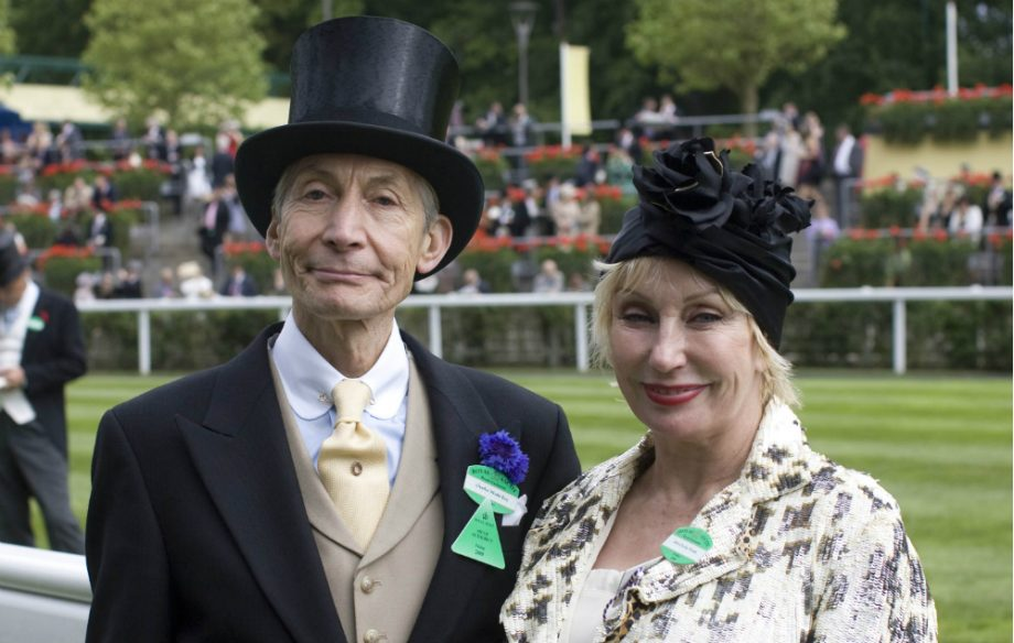 Clint Watts Wedding.Rolling Stones Drummer Charlie Watts Reveals The Secret To His Long
