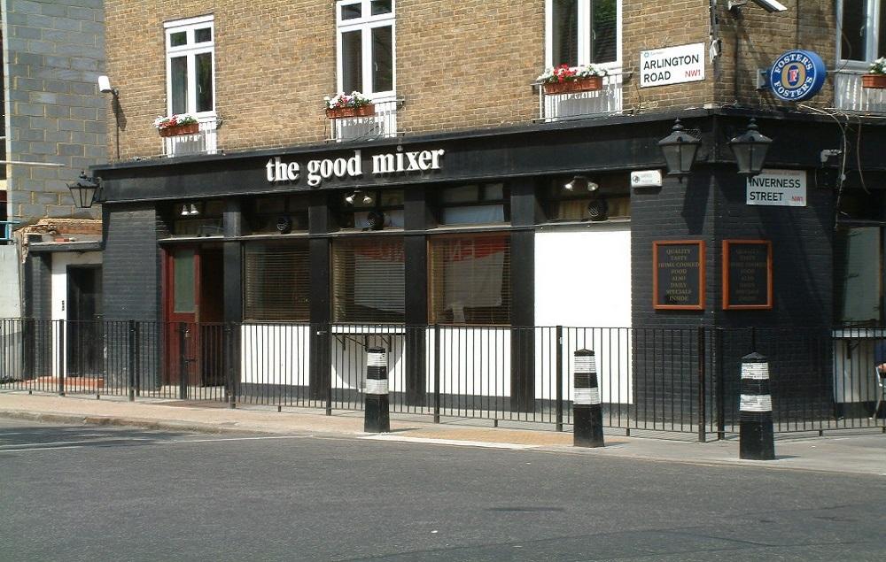 London S Legendary The Good Mixer Will Return Nme
