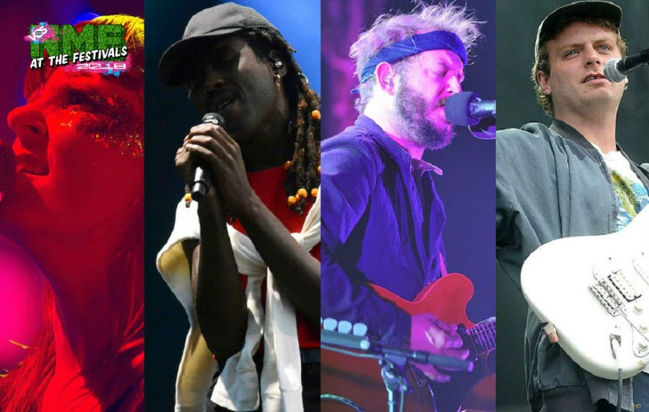 5017966c1533 Pitchfork Paris Fever Ray, Blood Orange, Bon Iver's Justin Vernon, and Mac  DeMarco Credit: Getty