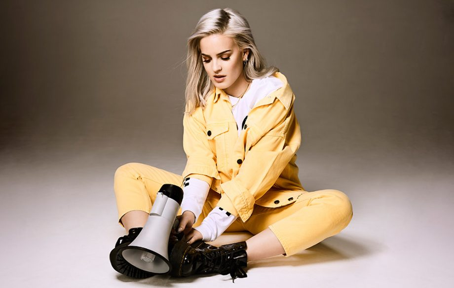 Soundtrack Of My Life Anne Marie Nme