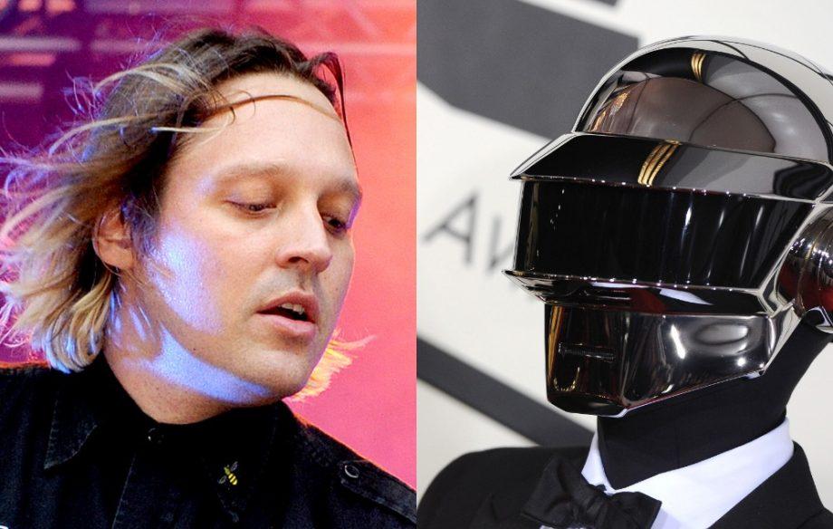 "Win Butler says Daft Punk's Thomas Bangalter ""doesn't like electronic music"""