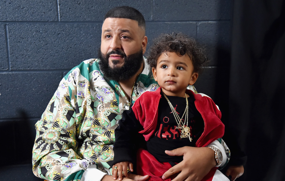 DJ Khaled is