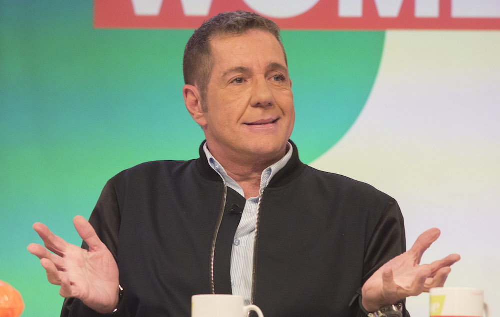 Dale Winton Dead At The Age Of 62 Nme