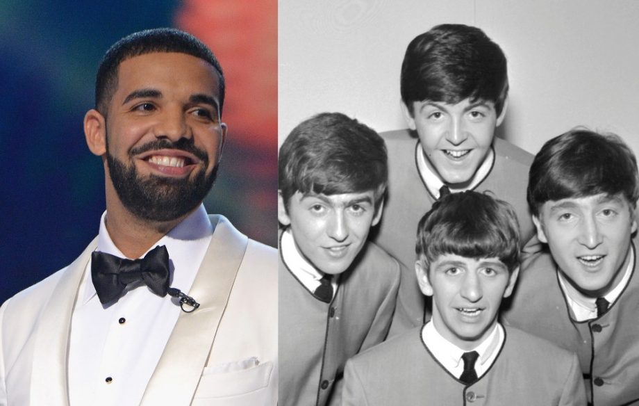 Drake Breaks Beatles Record  | Energy106