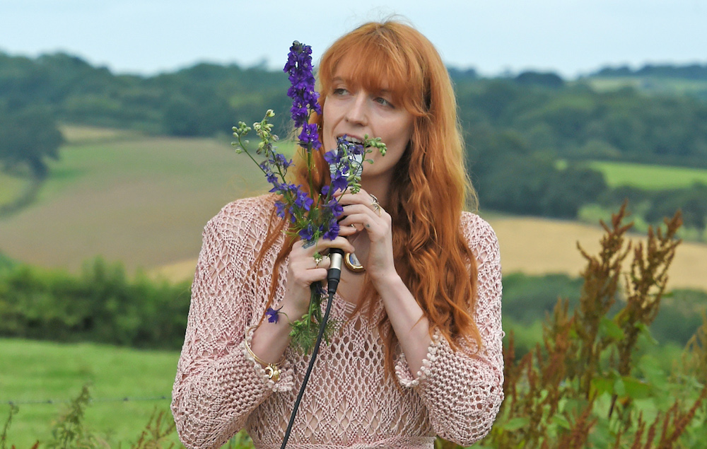 Florence The Machine Announce Mini Uk Tour For May