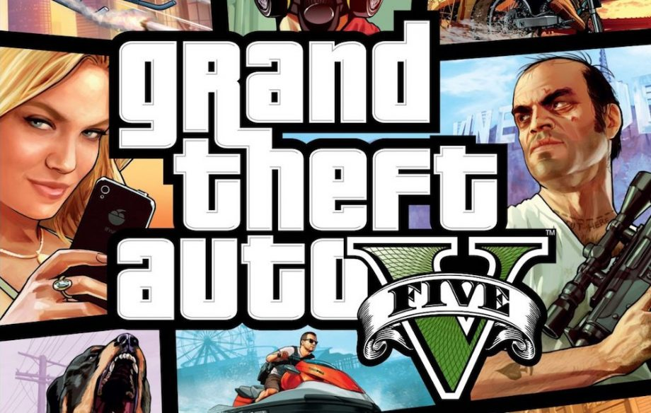 Grand Theft Auto V Credit Rockstar Games Press