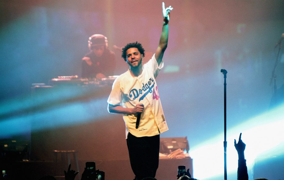 J Cole Has Announced A Surprise New Album And Its Out On Friday Nme