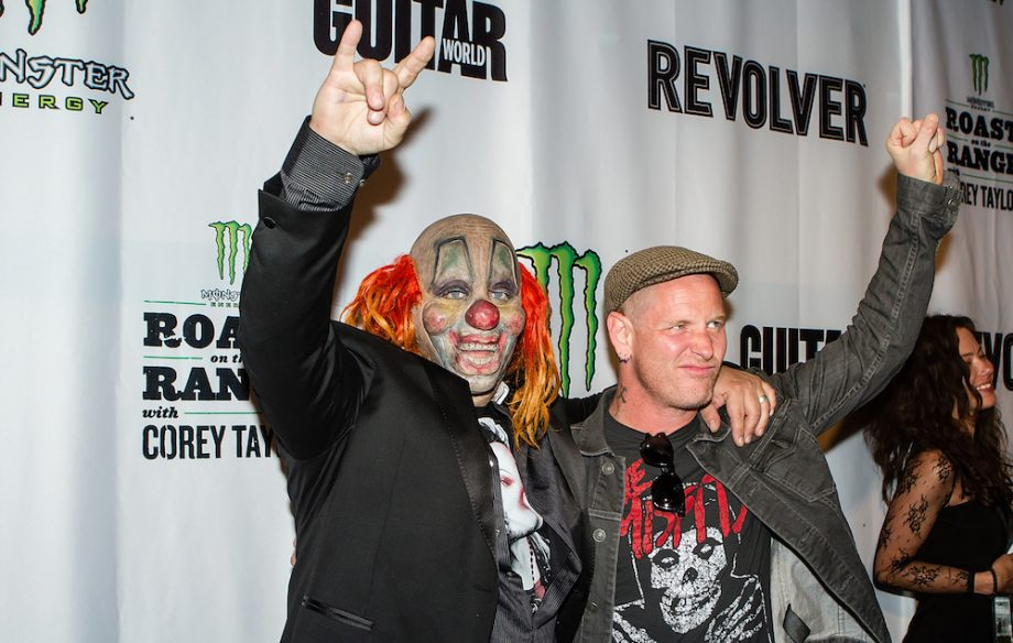 Corey Taylor And Shawn Crahan S Sons Have Started A Band
