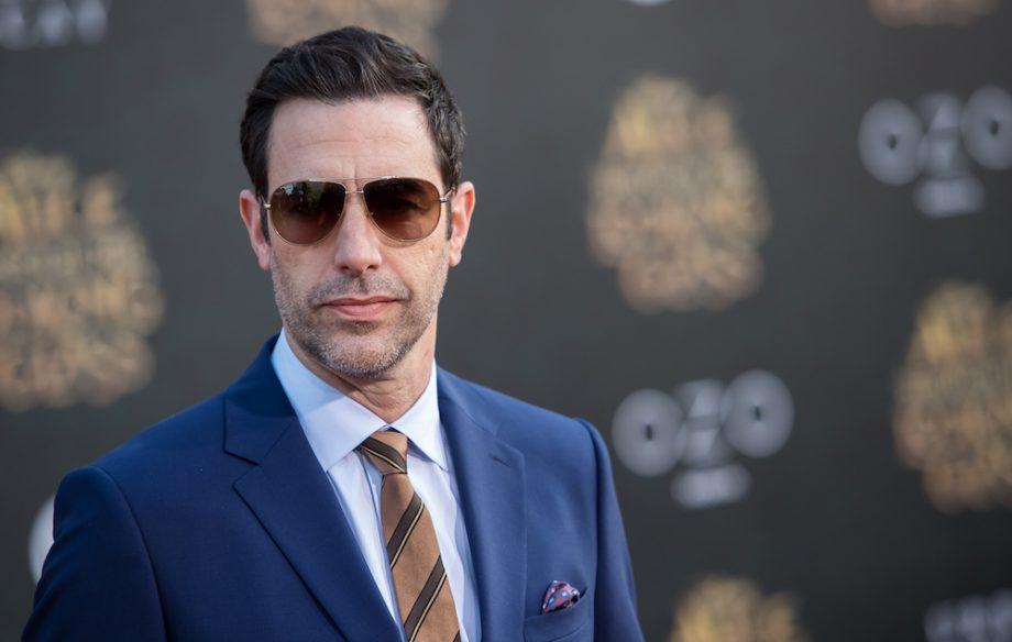 Sacha Baron Cohen To Play Israeli Spy In New Netflix