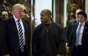 Donald Trump + Kanye West
