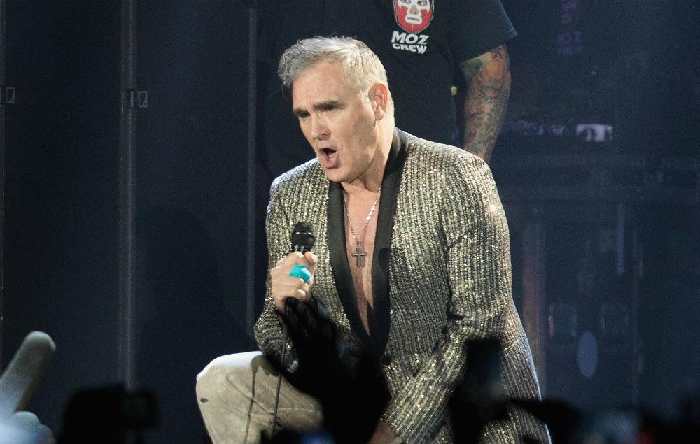 Morrissey shares