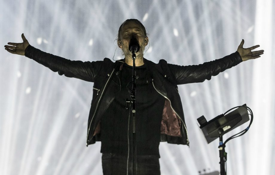 Thom Yorke soothes crowd during Radiohead gig disruption with stunning a cappella performance