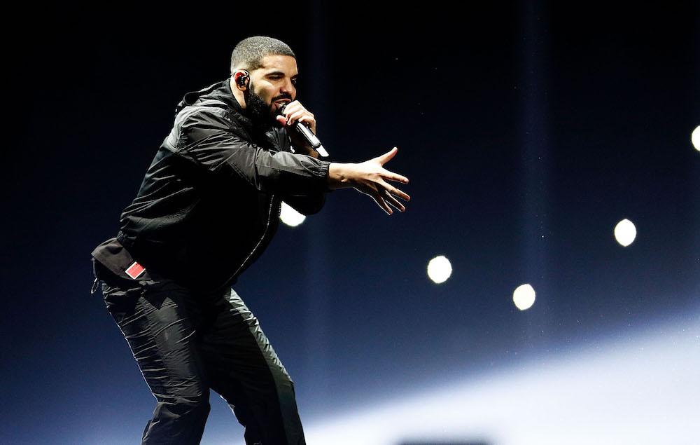 Drake shares