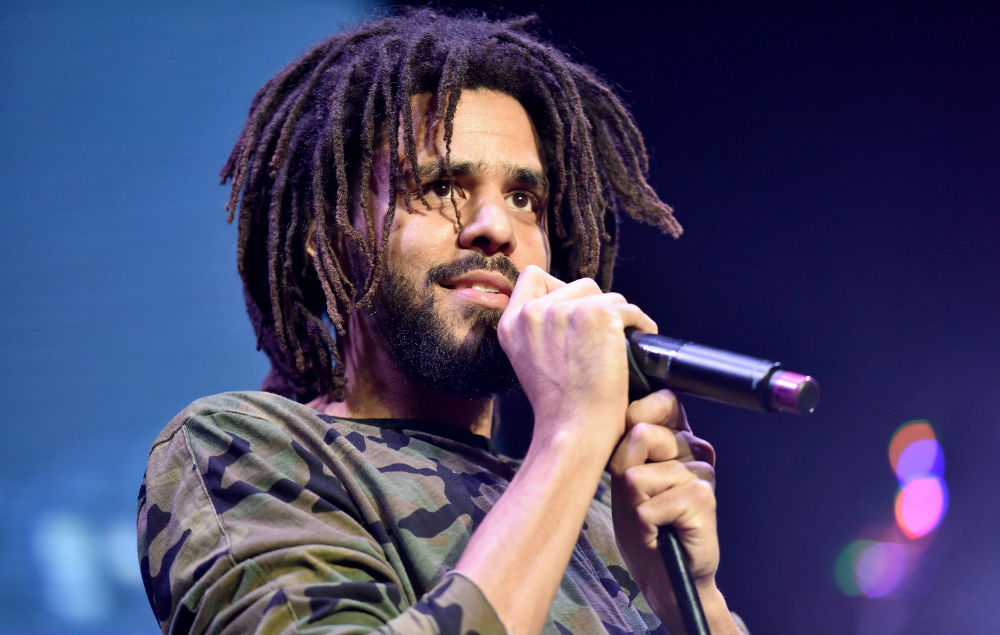 J. Cole announces