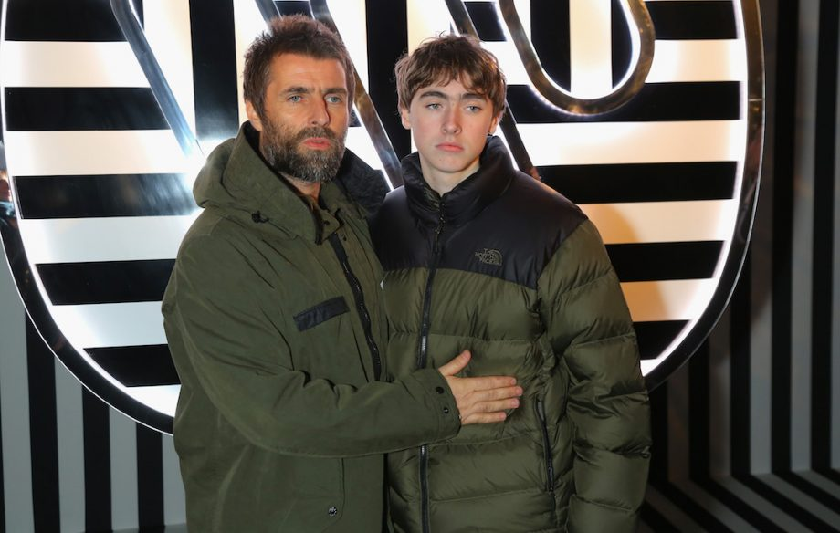 Liam Gallagher wants son Gene to 'bring grime into rock'n'roll'