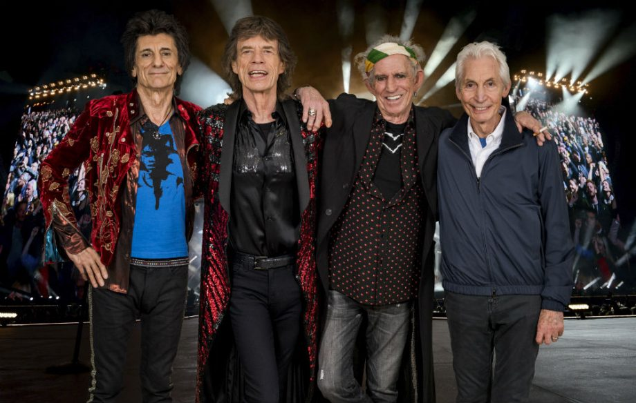The Rolling Stones Announce Huge 15 Album Vinyl Box Set Nme