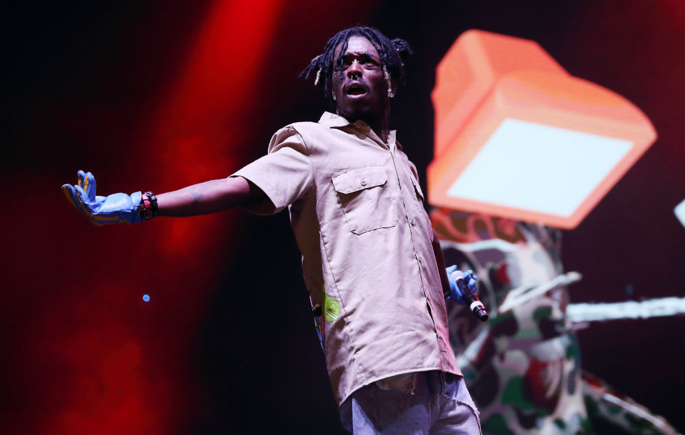 Lil Uzi Vert Staked His Claim To Be Quot The Last Living