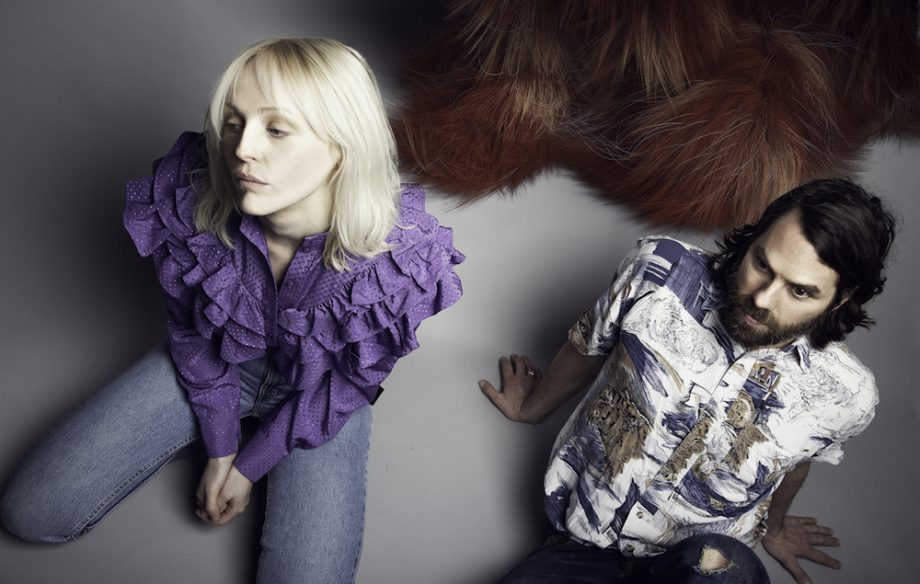 """Laura Marling and Mike Lindsay on surreal, yeti-fronted project LUMP:  """"We've gotta give him the right cuddles"""""""