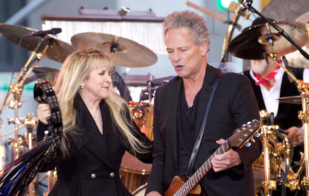 Fleetwood Mac Reportedly Fire Lindsey Buckingham And