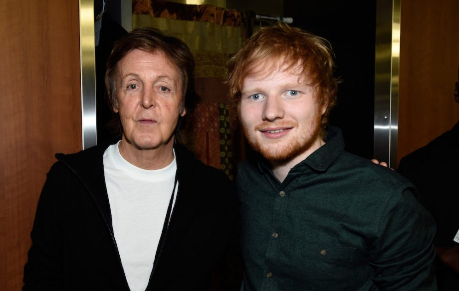 Image result for ed sheeran beatles