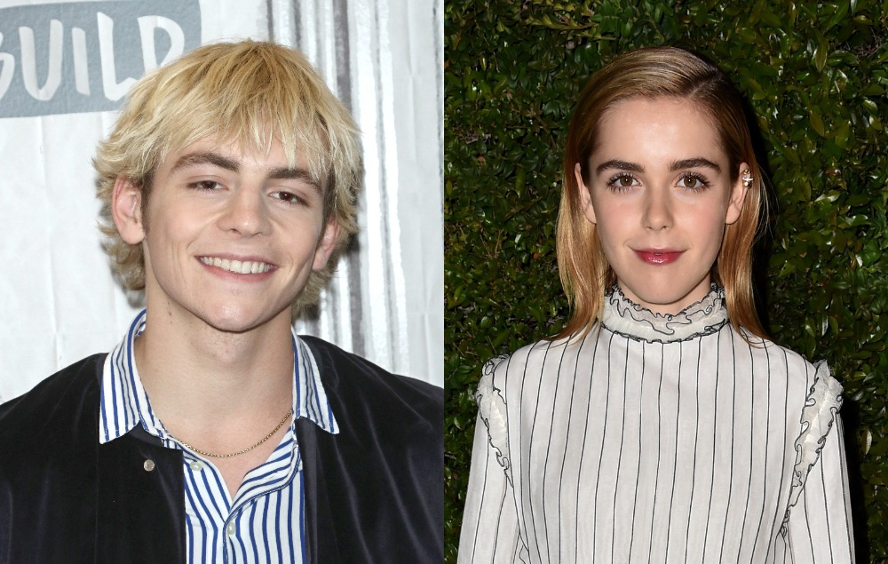See The First Photos Of Sabrina And Harvey From Netflix S
