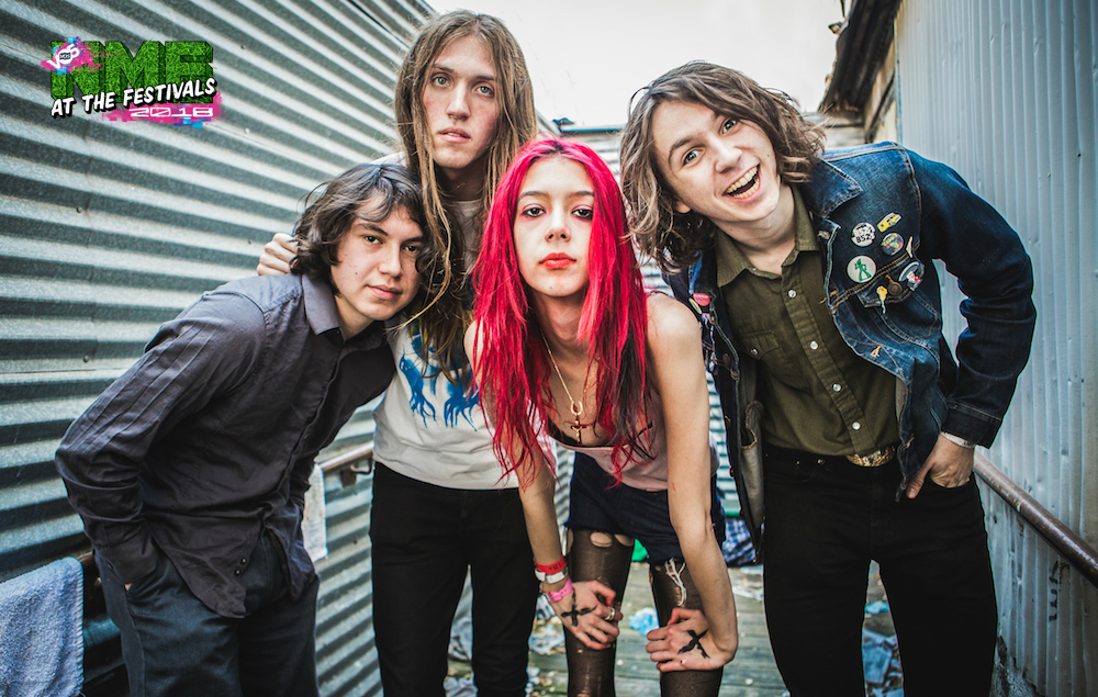 Starcrawler are the antagonistic new glam stars aiming to