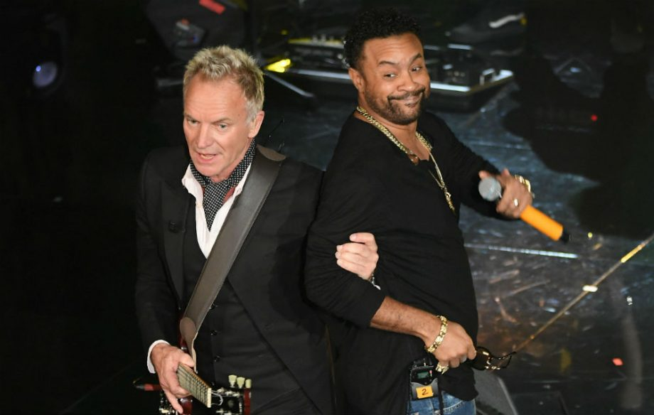 Sting and Shaggy – '44/876' Review