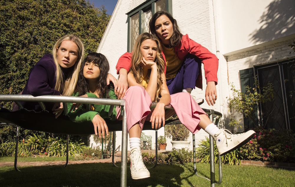 The Aces When My Heart Felt Volcanic Album Review