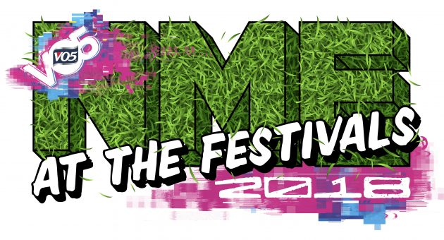 NME VO5 At The Festivals 2018