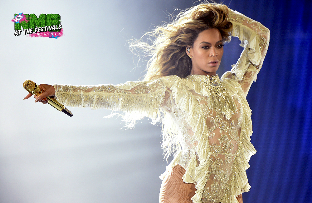 Beyonce reportedly preparing for Coachella with 11-hour rehearsal days