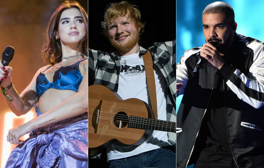 These are the best-selling albums and songs of 2018 so far