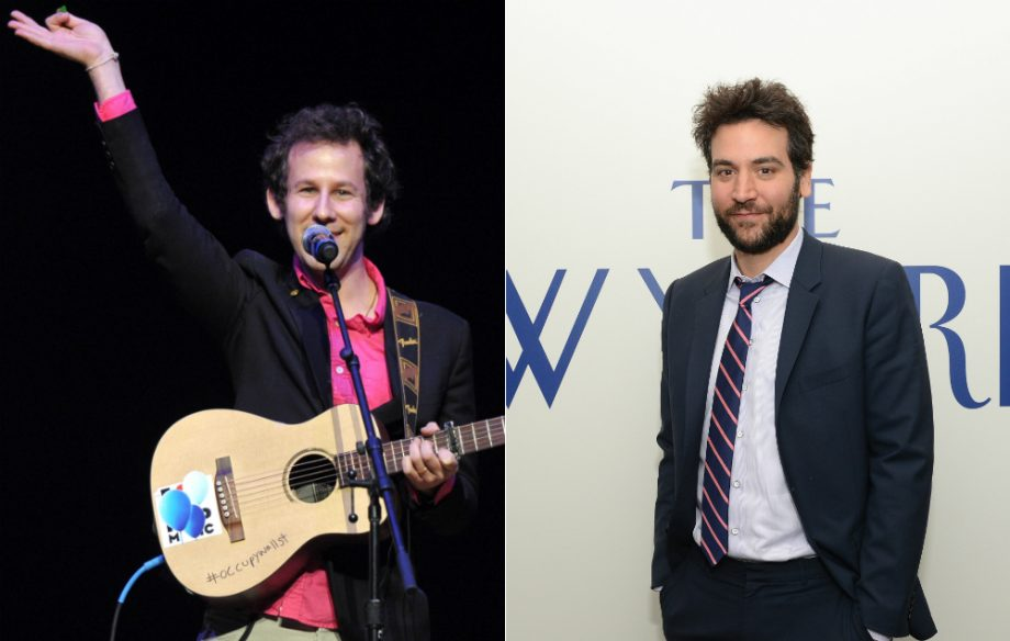 Ben lee and josh radnor from how i met your mother have formed a ben lee and josh radnor ccuart Image collections