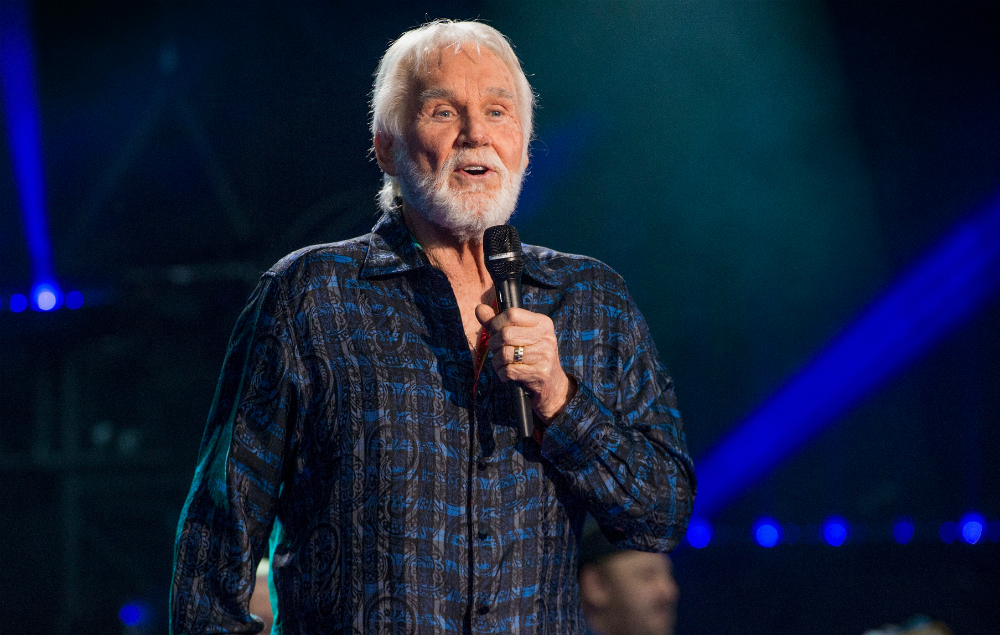 Kenny Rogers Tour Dates For