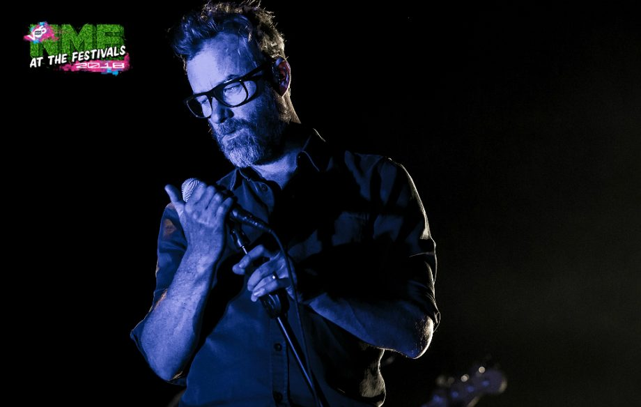 The National play 'Boxer' in full and debut new song 'Light Years' at Homecoming Festival
